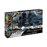 Revell- Black Pearl Maqueta Piratas de los Caribeños La Vengeance de Salazar, 10+ Años,...
