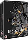 Black Sails: The Complete Collection (Seasons 1-4) [Steelbook] [Blu-ray] [Reino Unido]