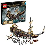 LEGO Piratas del Caribe Caribe-71042 Silenciosa Mary (71042), Miscelanea