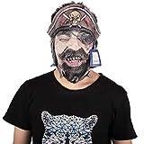 KODH Mscara De Terror Pirata De Un Ojo Mscara De Halloween Formal COS Vestido De Capucha...
