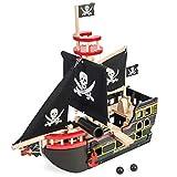 Le Toy Van - Barco Pirata de Barbarroja