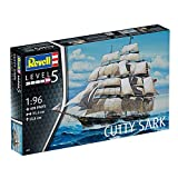 Revell Maqueta Cutty Sark, Kit Modello, Escala 1:96 (5422) (05422), 91,4 cm de Largo