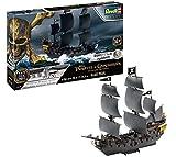 Revell- Black Pearl Maqueta Piratas de los Caribeos La Vengeance de Salazar, 10+ Aos,...