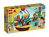 Barco pirata de Neverland Disney y Jake (Jap?n importaci?n / El paquete y el manual est?n...