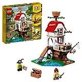 LEGO Creator - Tesoros de la Casa Árbol, Manualidad niños y niñas de Juguete de Piratas...