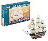 Revell- U.S.S. Constitution Maqueta Embarcacion, 13+ Aos, Multicolor (05472)