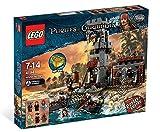 LEGO Pirates of The Caribbean Whitecap Bay 746pieza(s) Juego de construcción - Juegos de...