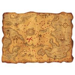 Mapas Del Tesoro