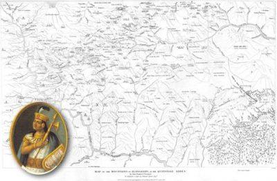 Mapa del Tesoro de Atahualpa