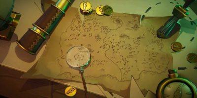 Mapa del Tesoro Fortnite